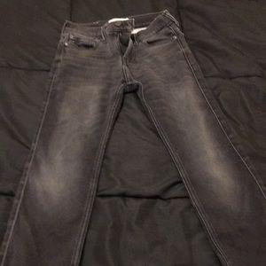 Denim - Black jeans great condition 10 12